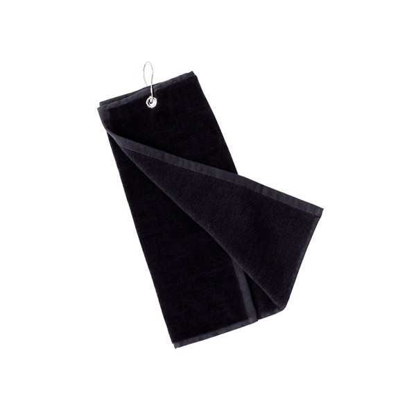 Golf Towel Tarkyl - Black