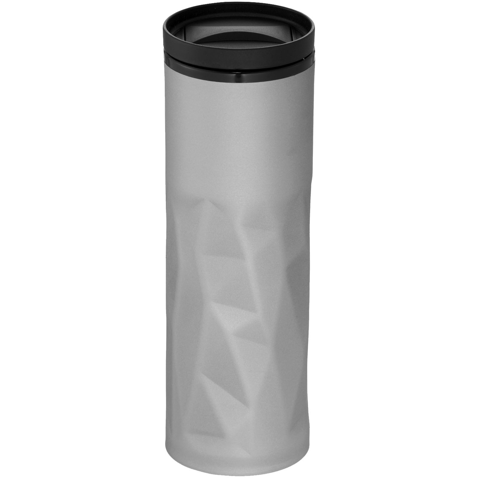 Torino 450 ml foam insulated tumbler - Silver