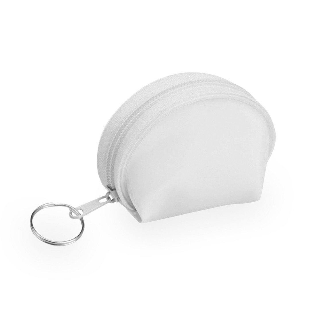 Keyring Purse Dyna - White