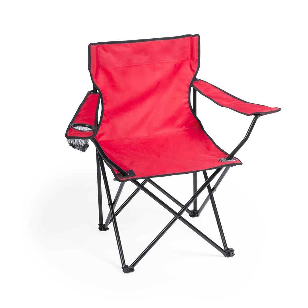 Cadeira Bonsix - Vermelho