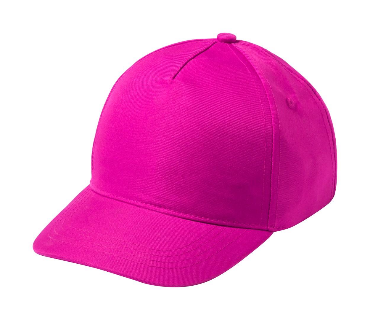 Baseballová Čepice Krox - Růžová