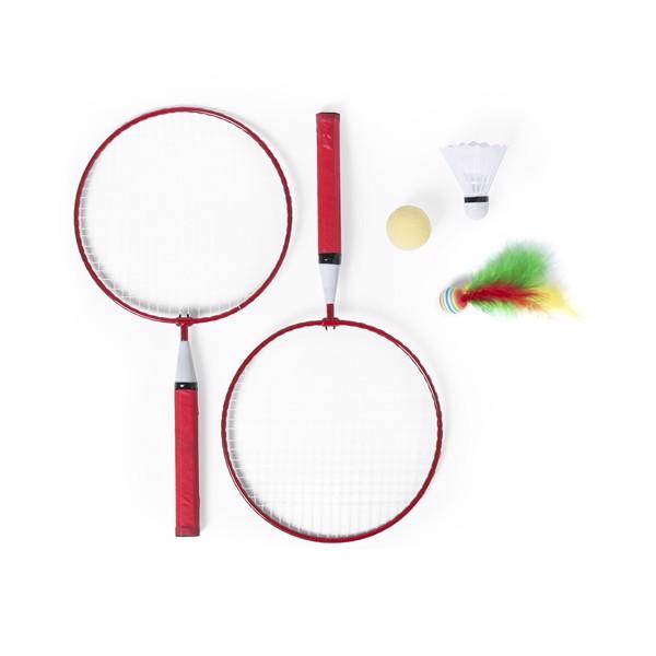 Set Juegos Dylam - Rojo
