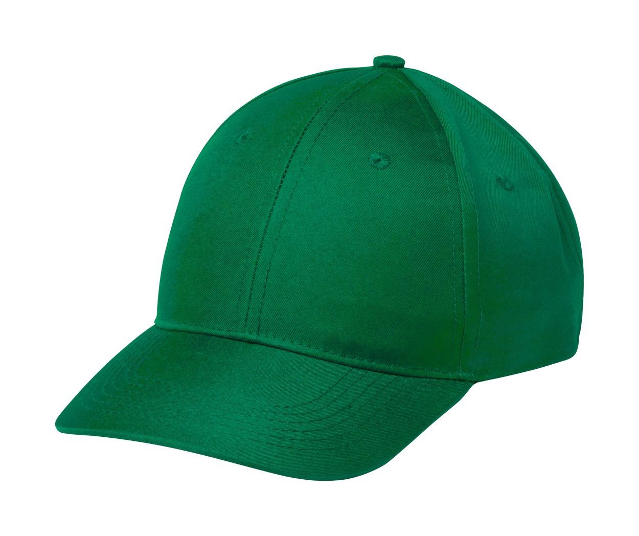 Baseballová Čepice Blazok - Zelená