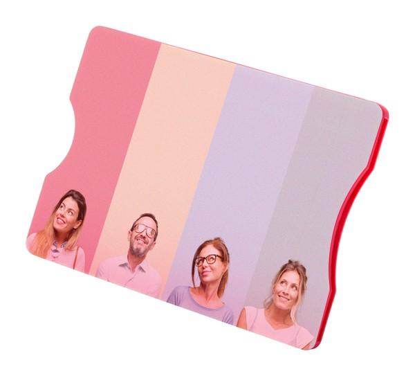 Obal Na Kreditní Karty Randy - Červená