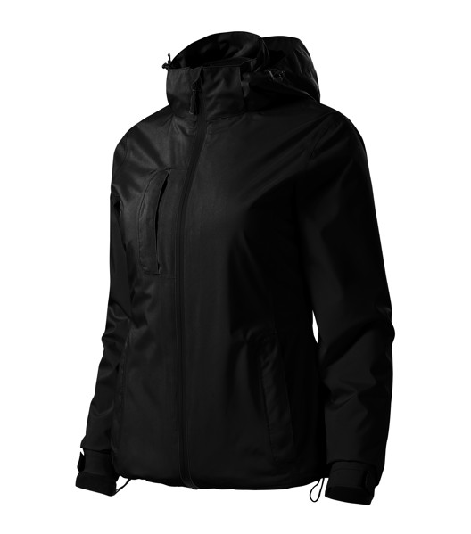 Jacket Ladies Malfini Pacific 3 IN 1 - Black / L