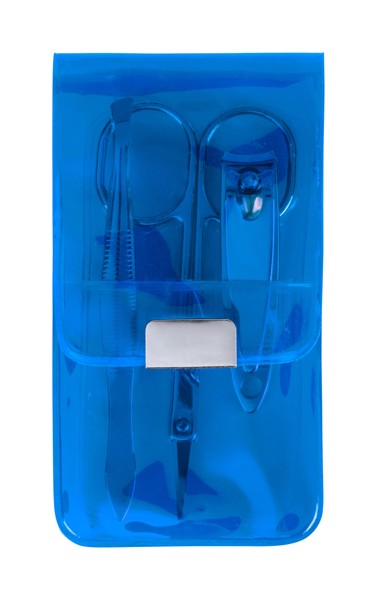 Manicure Set Silton - Blue