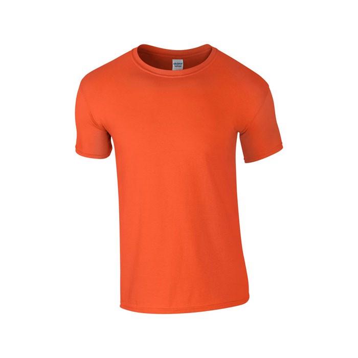 Ring Spun T-Shirt 150 g/m² Ring Spun T-Shirt 64000 - Orange / L