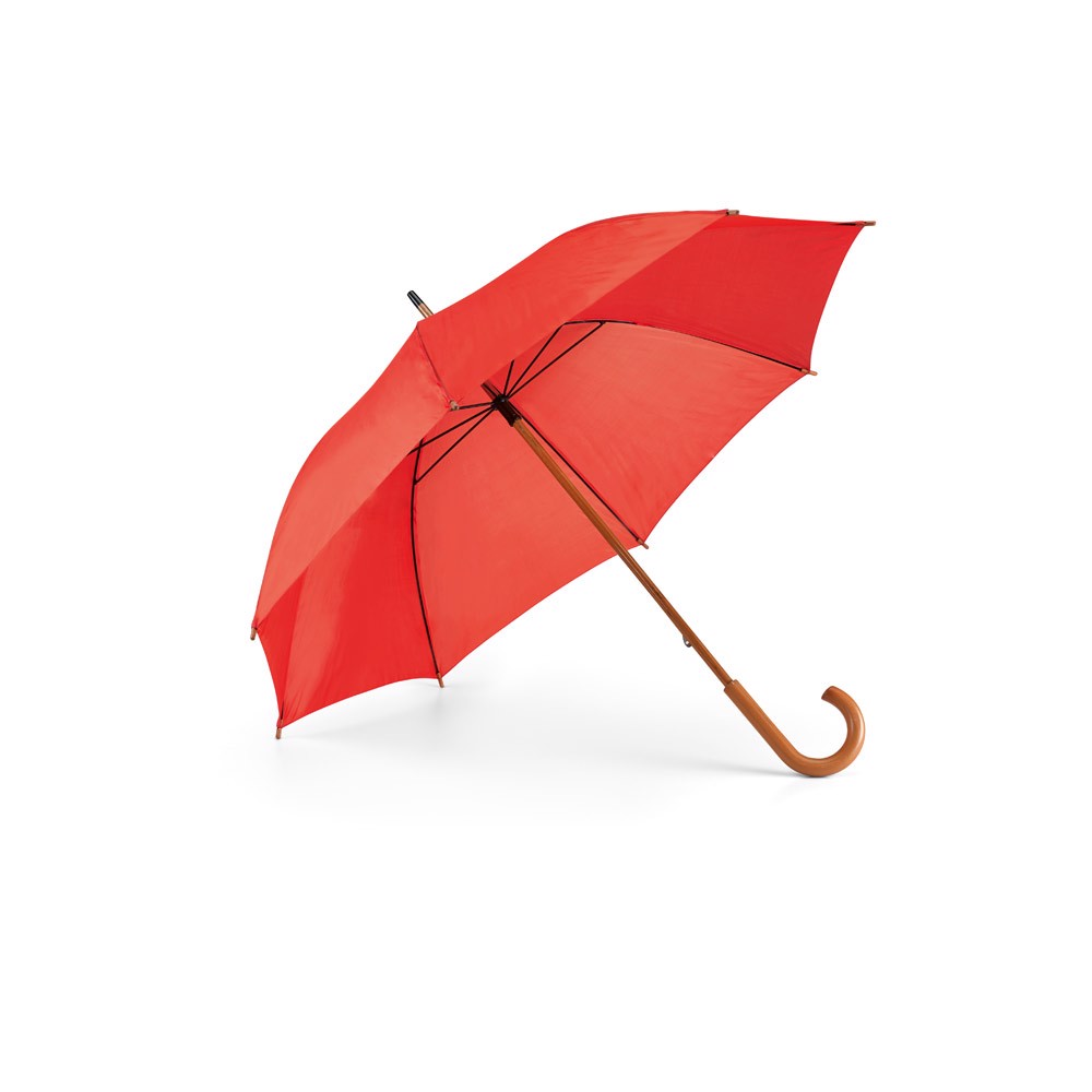 BETSEY. Umbrella - Red