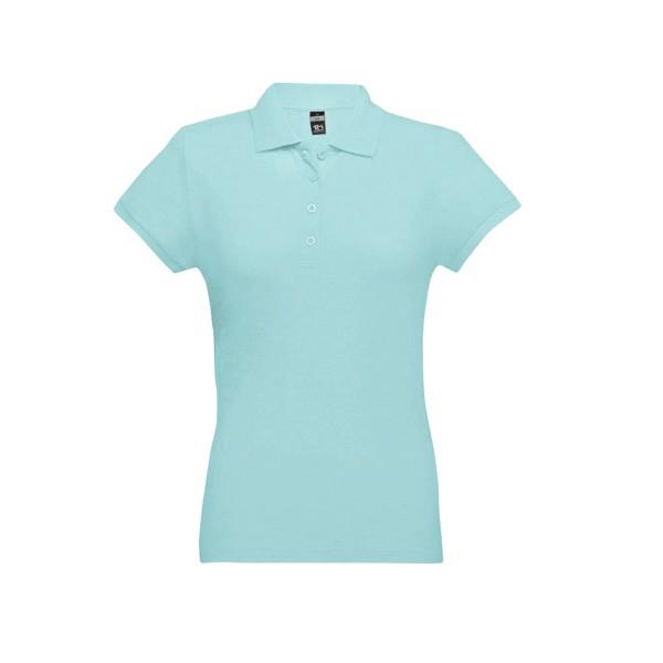 EVE. Γυναικεία πόλο μπλούζα - Μέντα / S