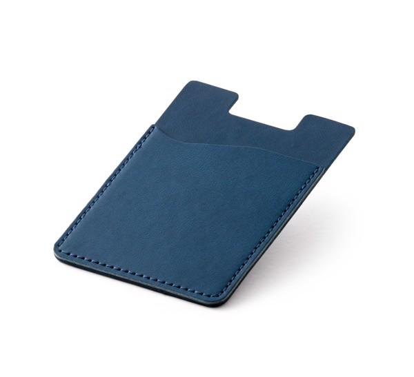 BLOCK. Tarjetero para smartphone con cerradura RFID - Negro