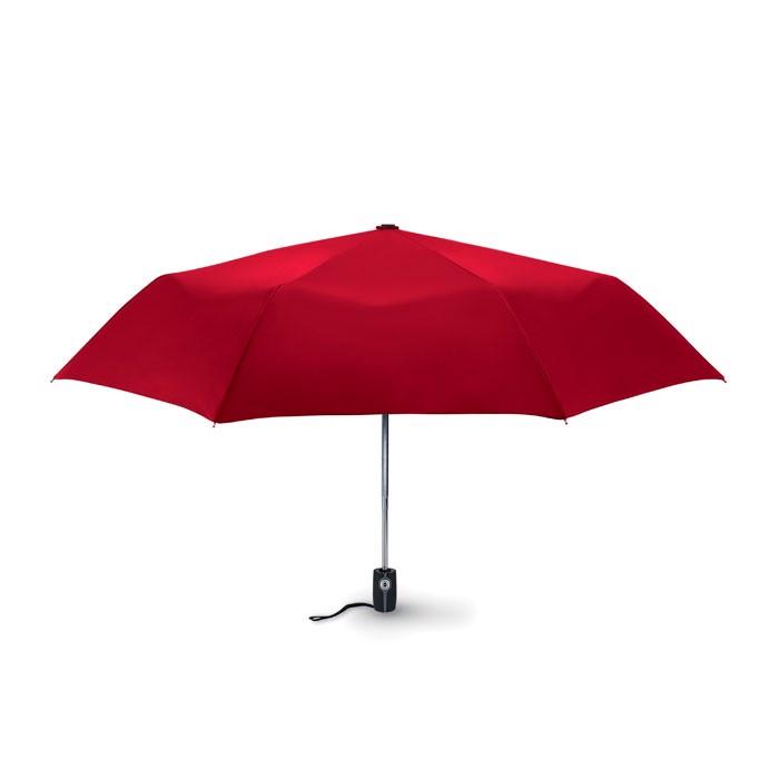 Parasol automatyczny lux na si Gentlemen - czerwony