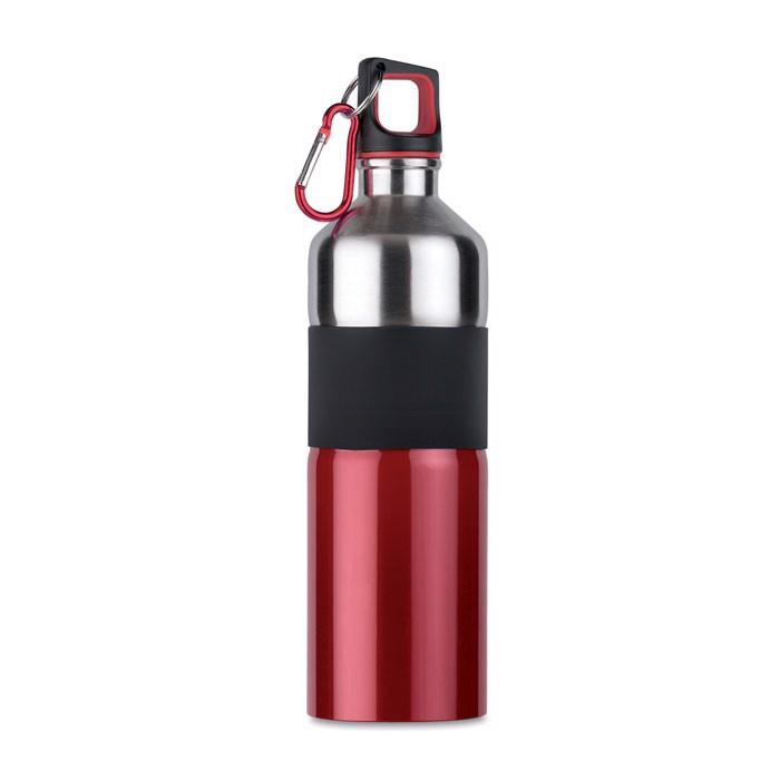 Aluminiowa butelka 750ml Tenere - czerwony