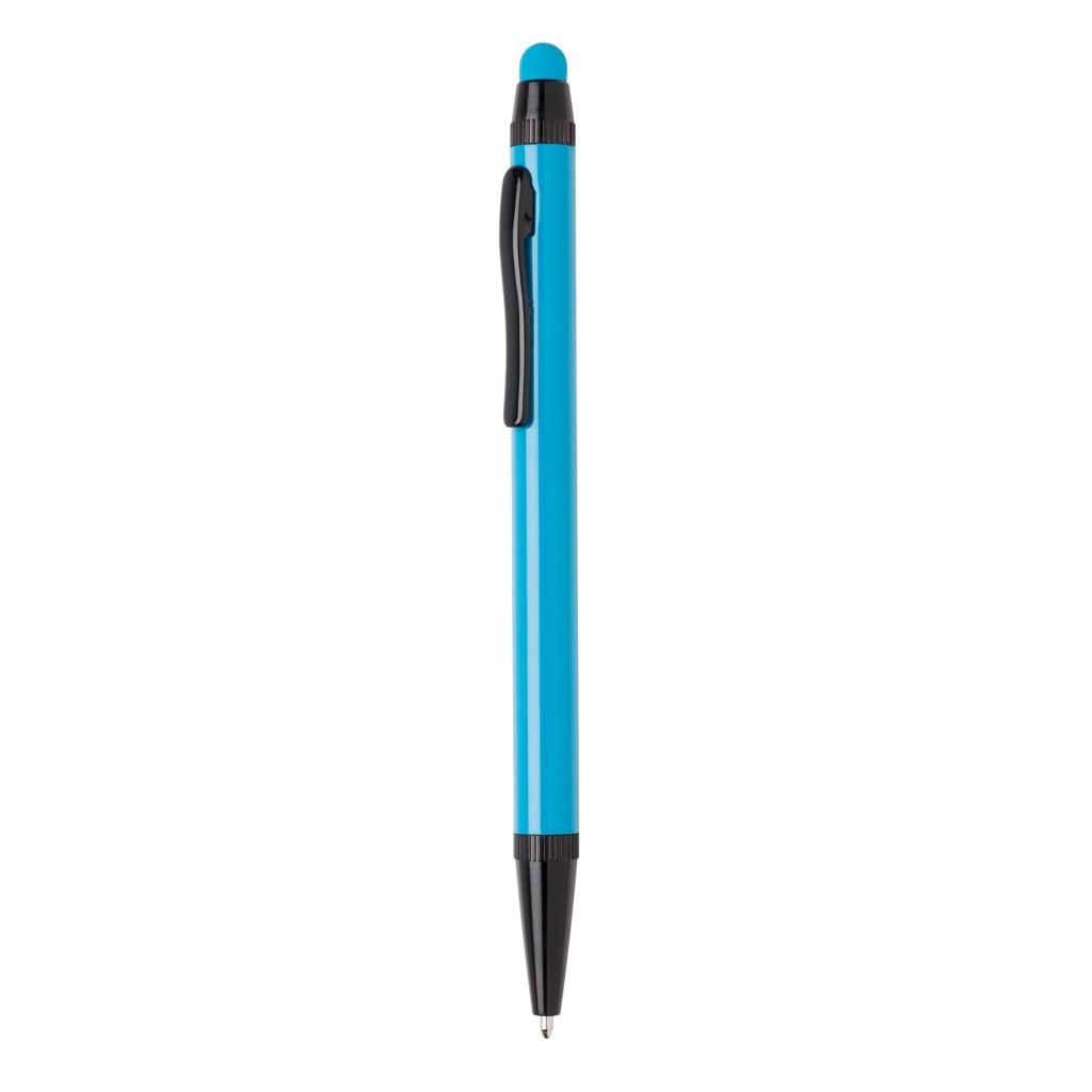 Aluminium slim stylus pen - Blue