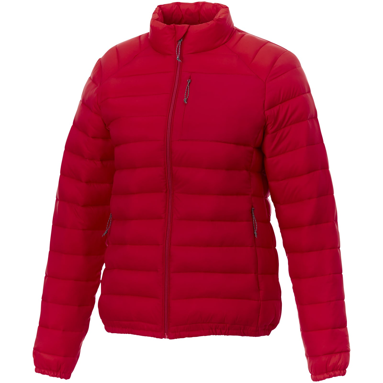 Athenas women's insulated jacket - Red / XL