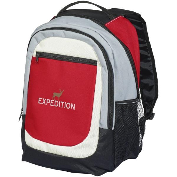 Tumba backpack - Red