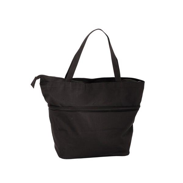Ausziehbare Tasche Texco - Schwarz