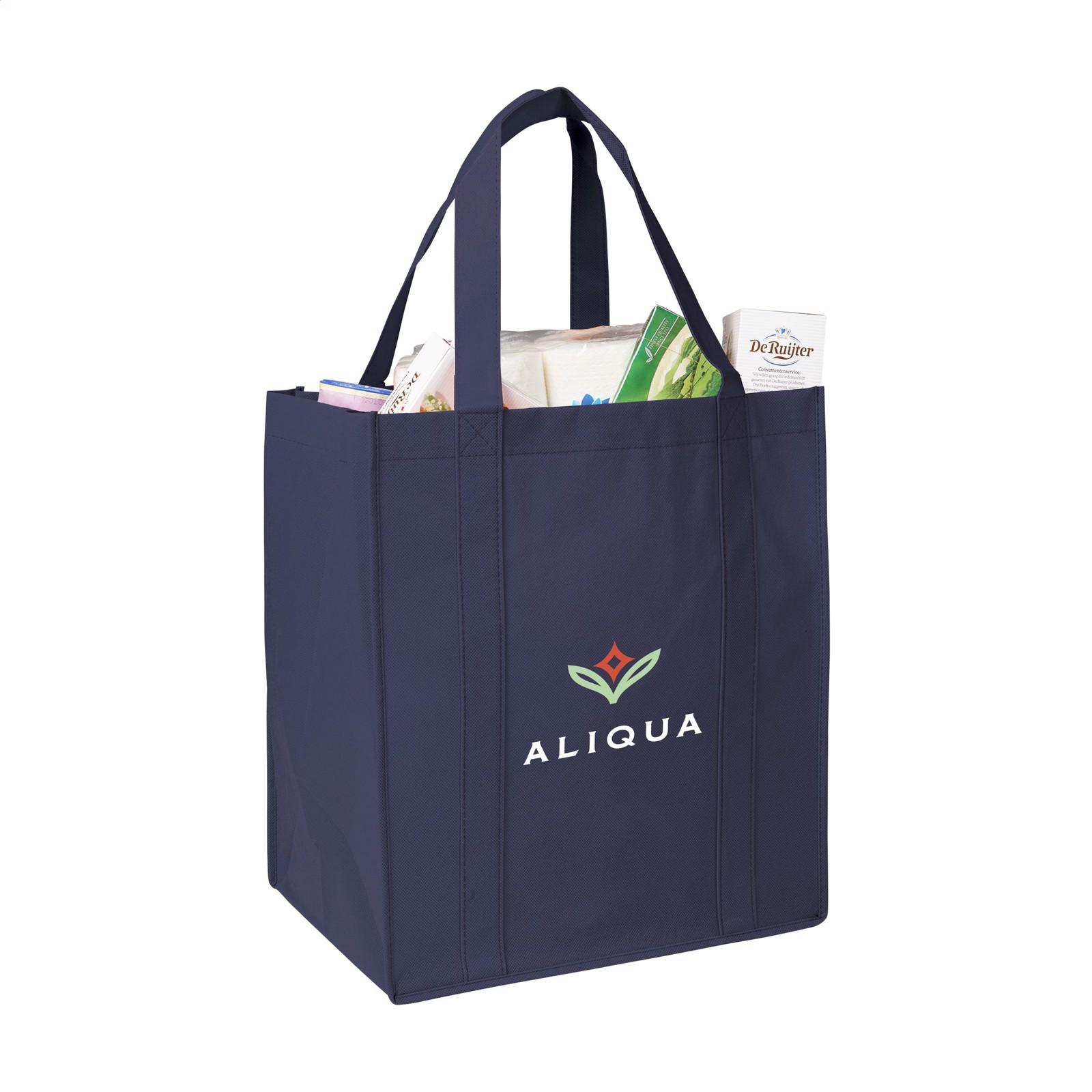 ShopXL Shopping bag - Dark Blue