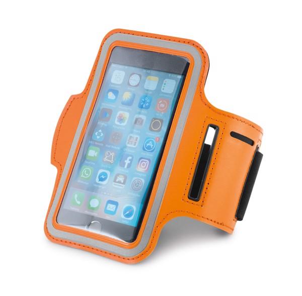 BRYANT. Περιβραχιόνιο smartphone - Πορτοκάλι