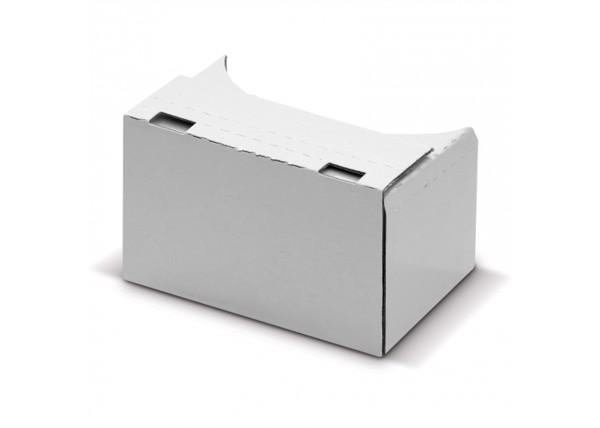 VR Glasses cardboard - White