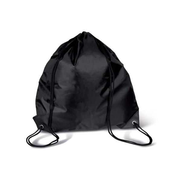 Plecak z linką Shoop - czarny