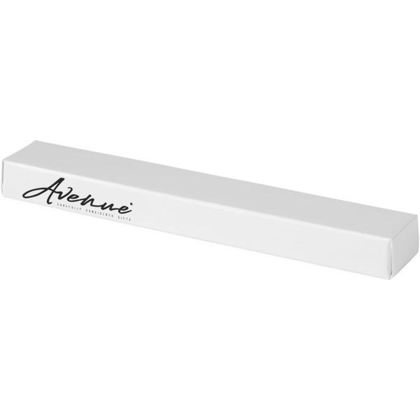 Kuličkové pero Geneva - Stříbrný / Navy