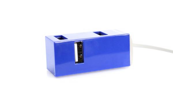 Puerto USB Geby - Blanco