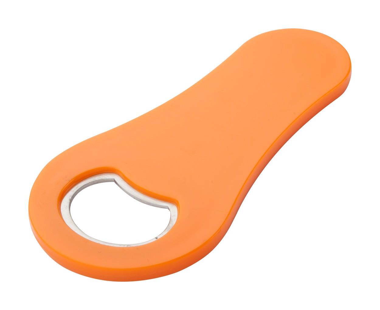 Otvírák Na Láhve S Magnetem Tronic - Oranžová