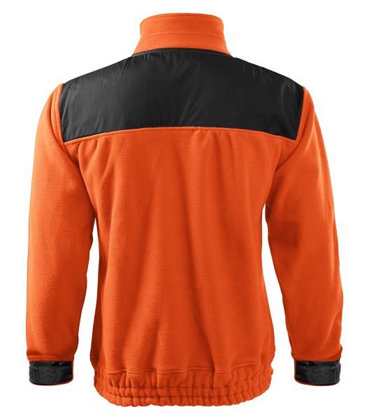 Fleece unisex Rimeck Jacket Hi-Q - Orange / S