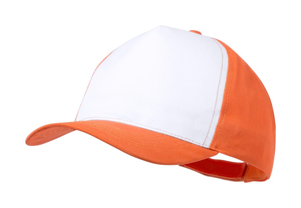 Șapcă Baseball Sodel - Portocaliu