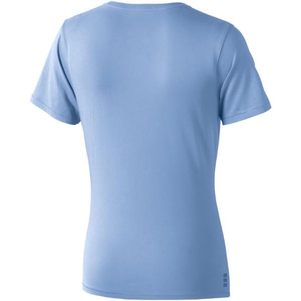 Dámské triko Nanaimo s krátkým rukávem - Světle modrá / L