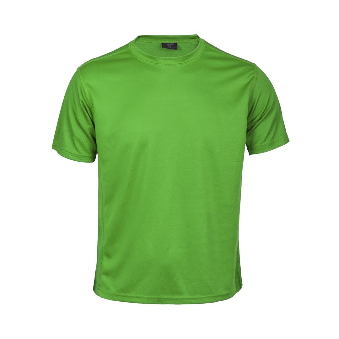 Camiseta Adulto Tecnic Rox - Verde / XXL