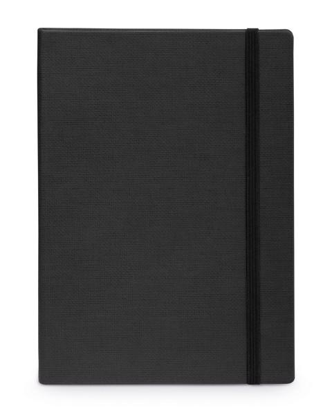 BERGSON. A6 Notepad - Black