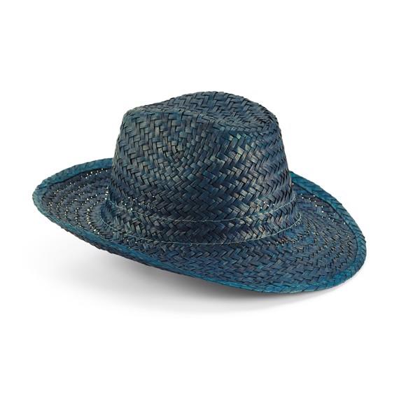 Lauren. Hat - Blue
