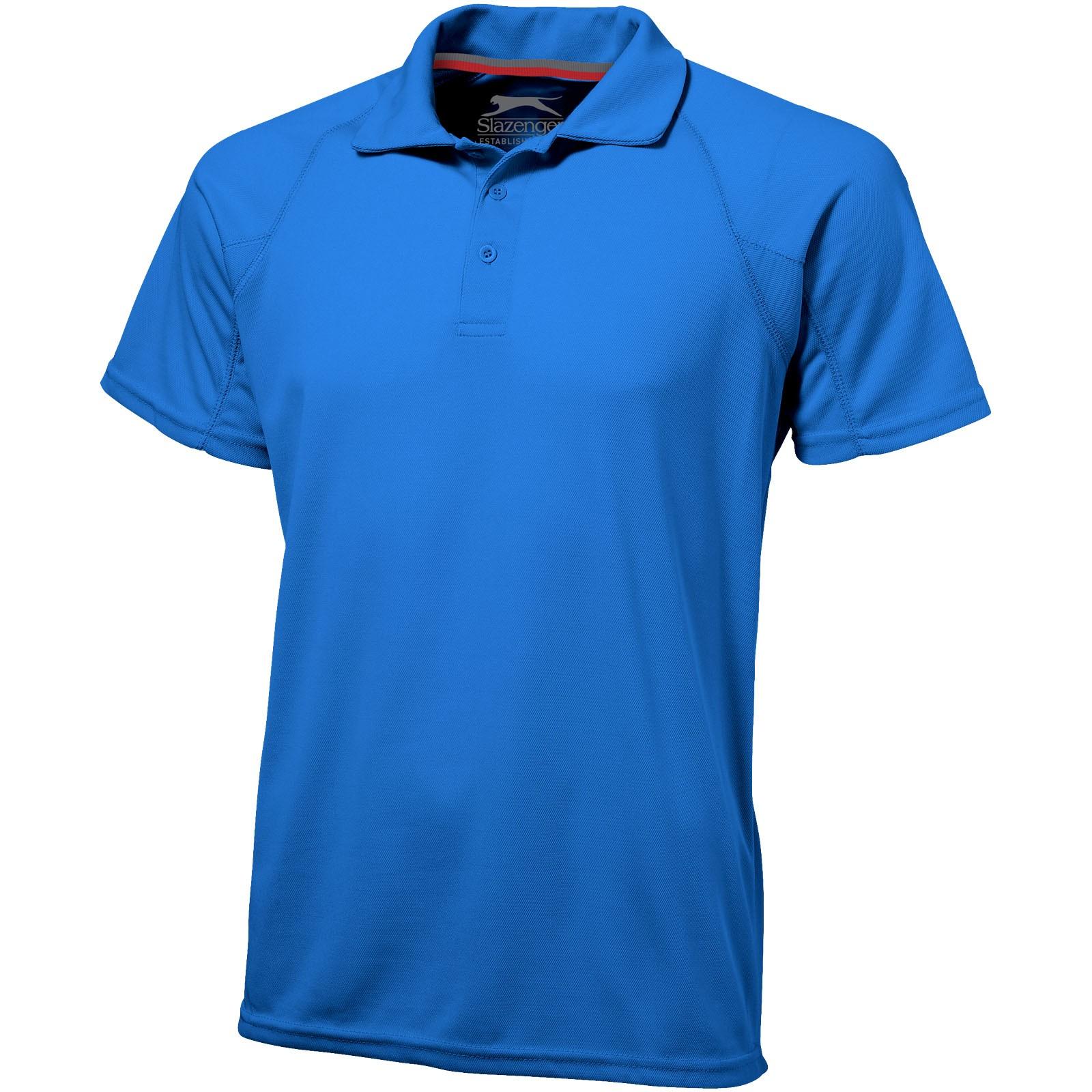 Pánská sportovní polokošile Game - Nebeská modrá / XXL