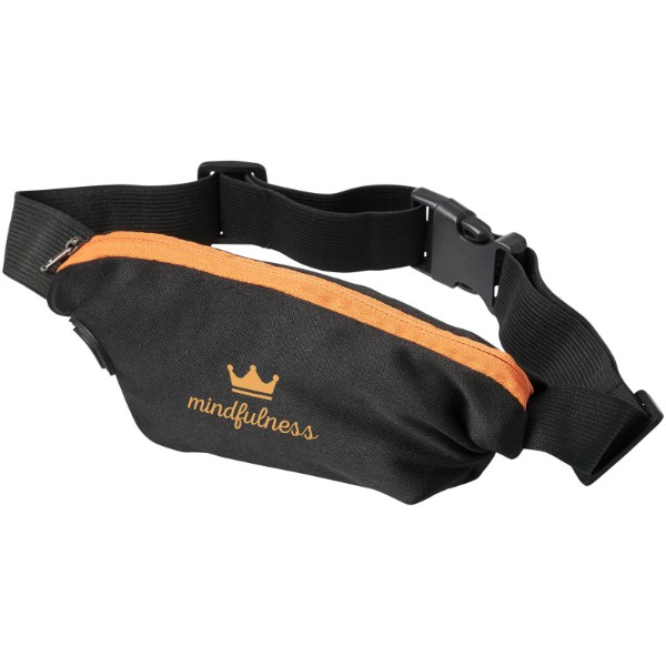 Nicolas flexible Sport-Gürteltasche - Orange