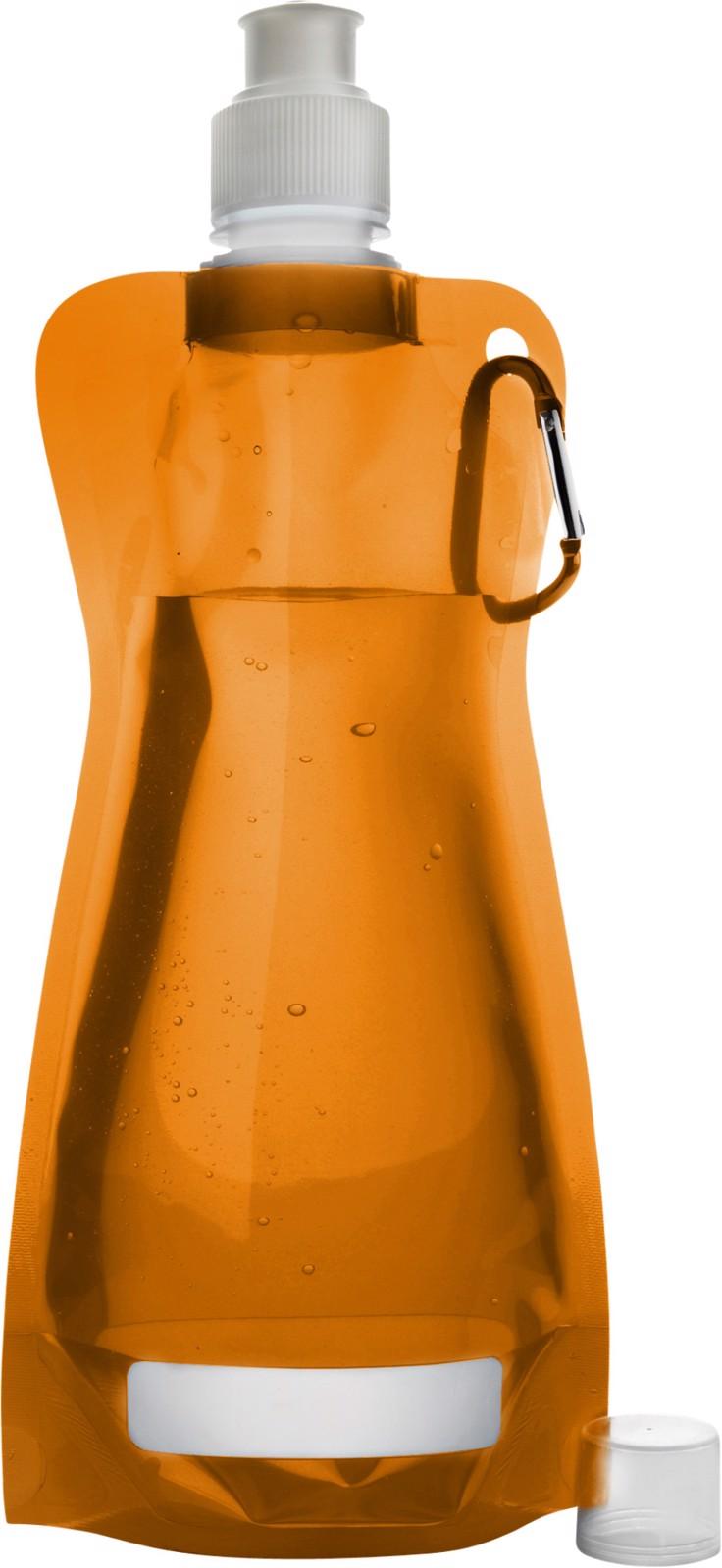 PP bottle - Orange
