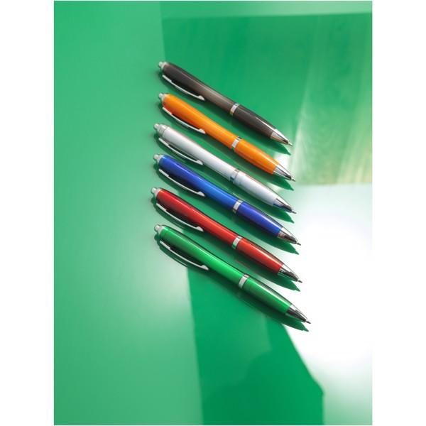 Nash Kugelschreiber aus Kunststoff - Grün