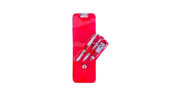Set Manicura Silton - Rojo