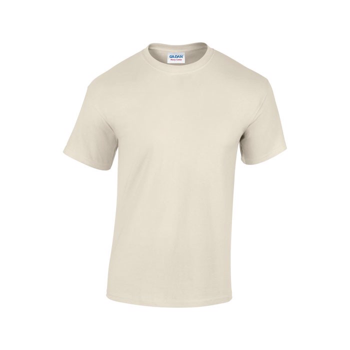 Heavy t-shirt 185 g/m² Heavy T-Shirt 5000 - Natural / L