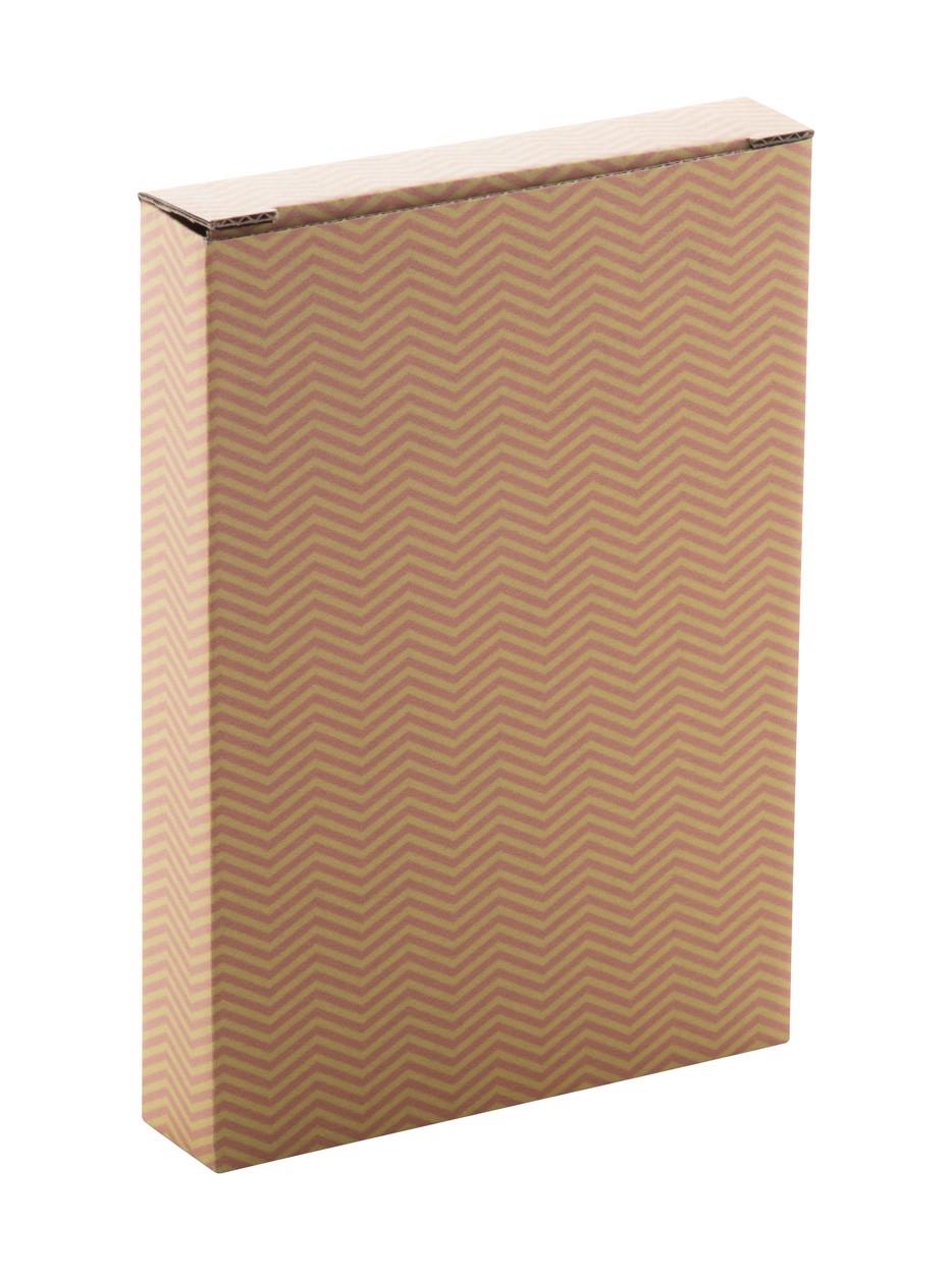 Darilna škatla po meri za ptičjo hišico CreaBox Bird House A – bela