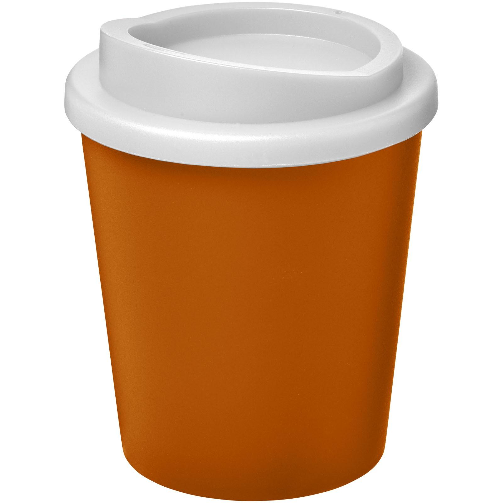 Termo hrnek Americano® Espresso 250 ml - 0ranžová / Bílá