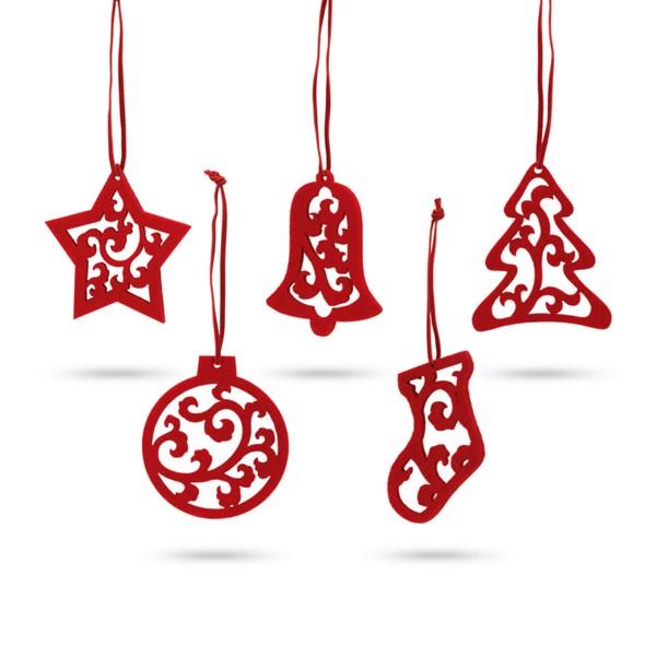 JUBANY. Christmas ornaments