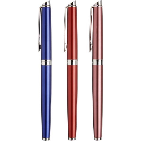 Hémisphère core fashion rollerball pen - Red