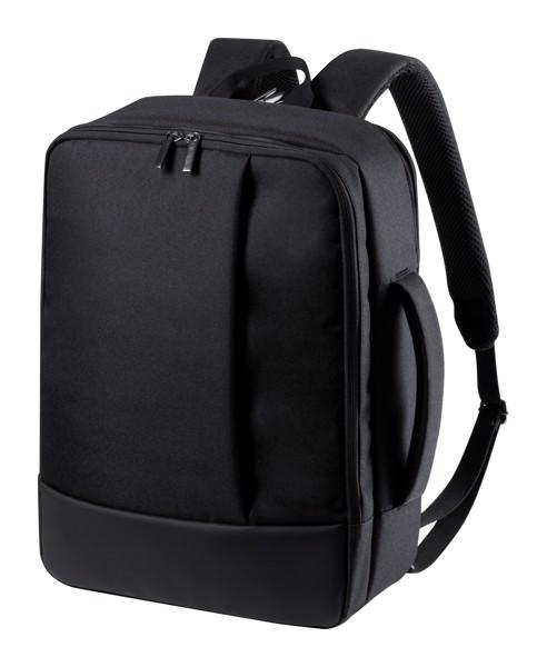 Document Backpack Hurkon - Black