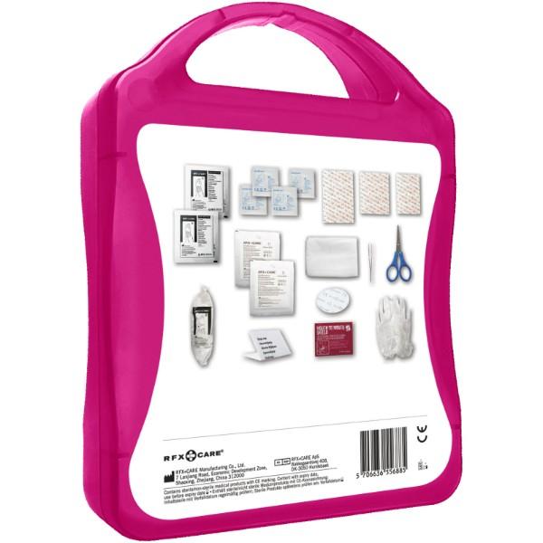 MyKit M First aid kit Premium - Magenta