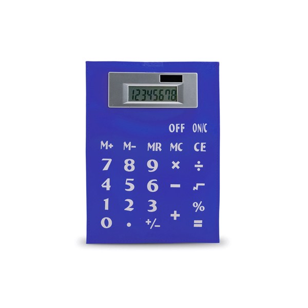 Calculadora Roll Up - Preto