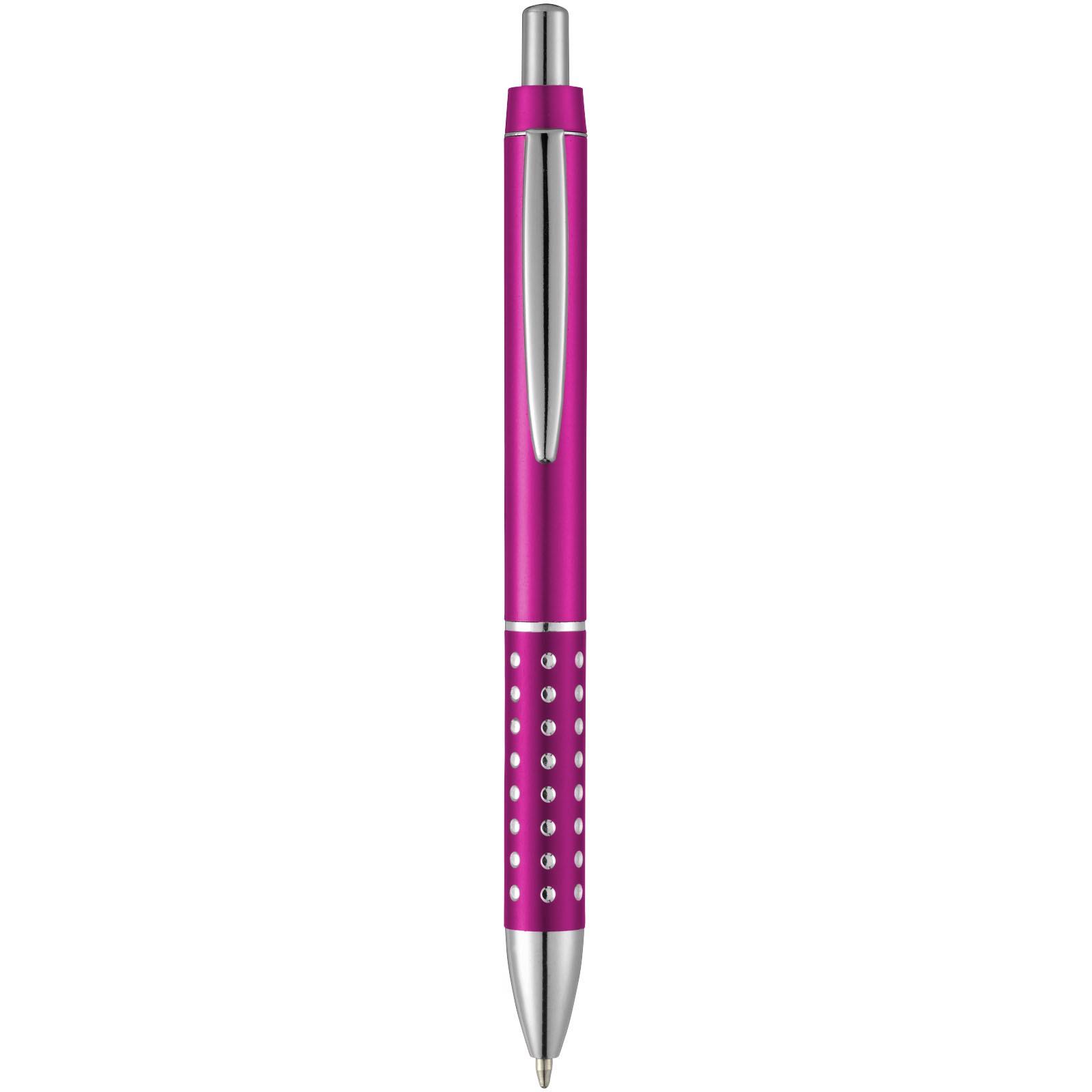 Kuličkové pero Bling - Růžová