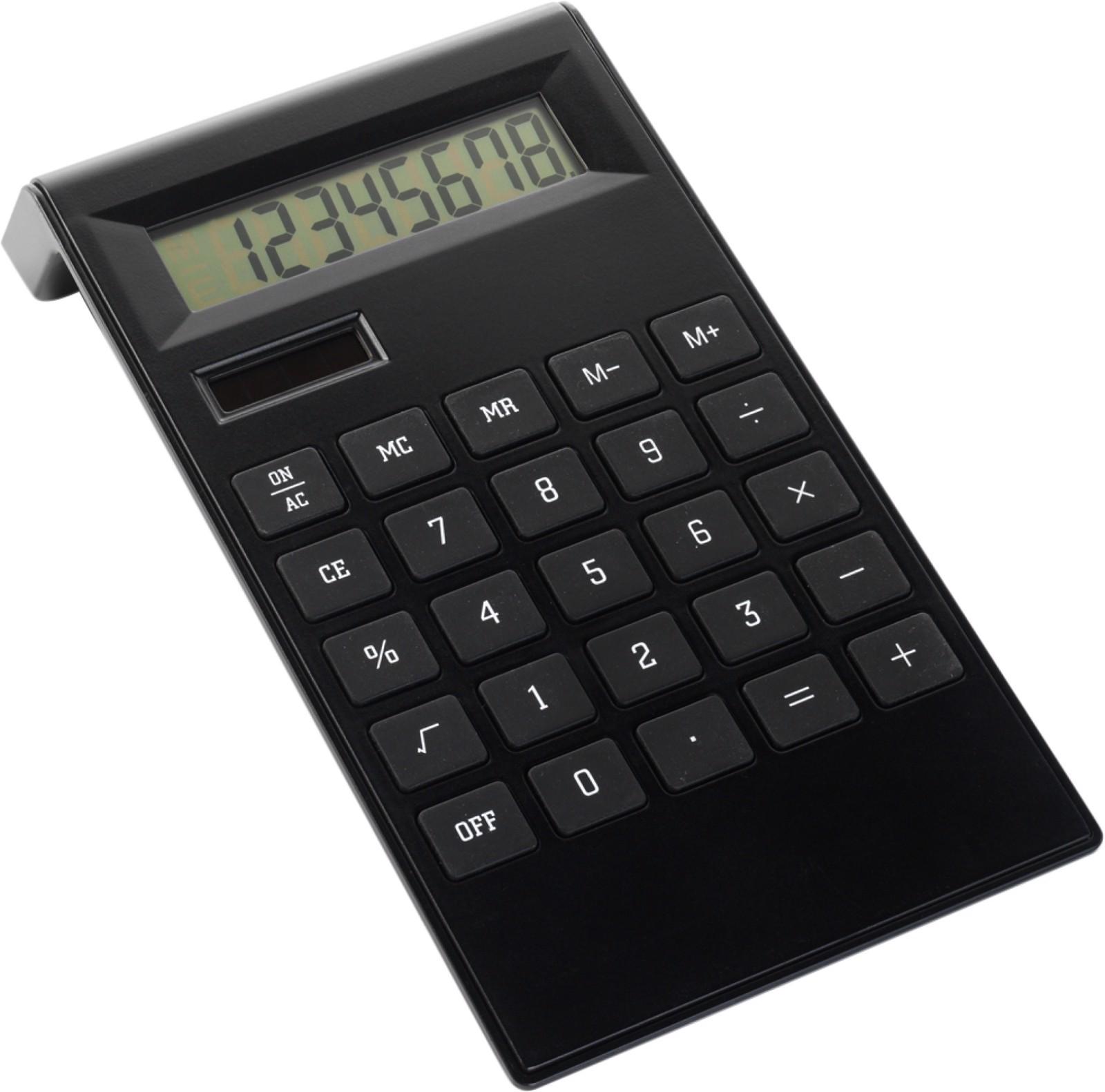 ABS calculator - Black