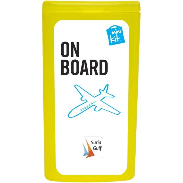 MiniKit On Board Travel Set - Yellow