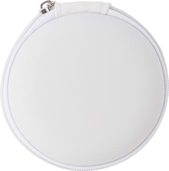 BT/Wireless Kopfhörer 'Tapir' aus Kunststoff - White